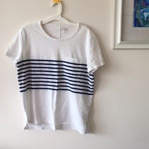 Old navy nautical top